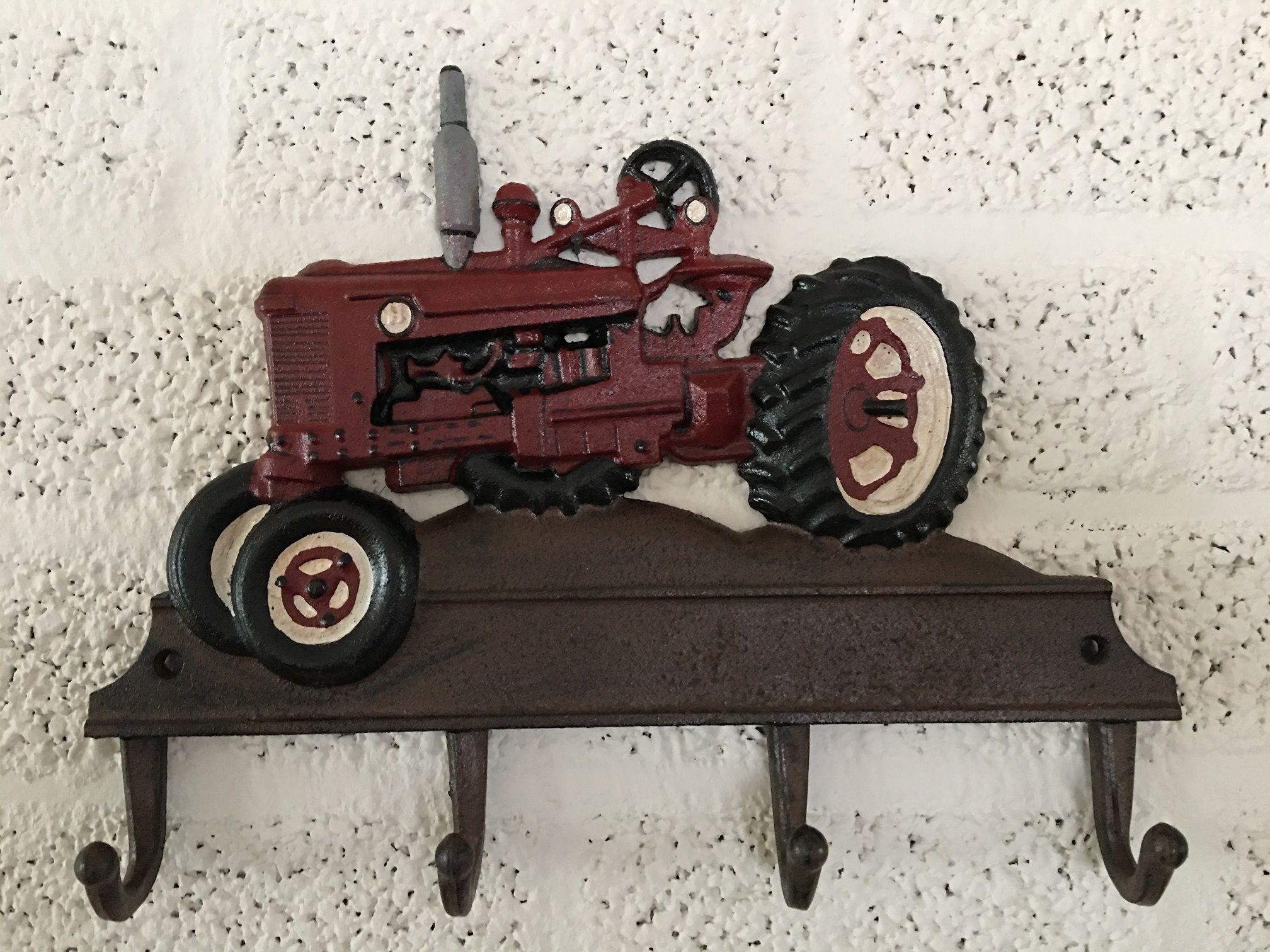Tags Decoratie Antiek Tractor Kado Vintage Stabiel