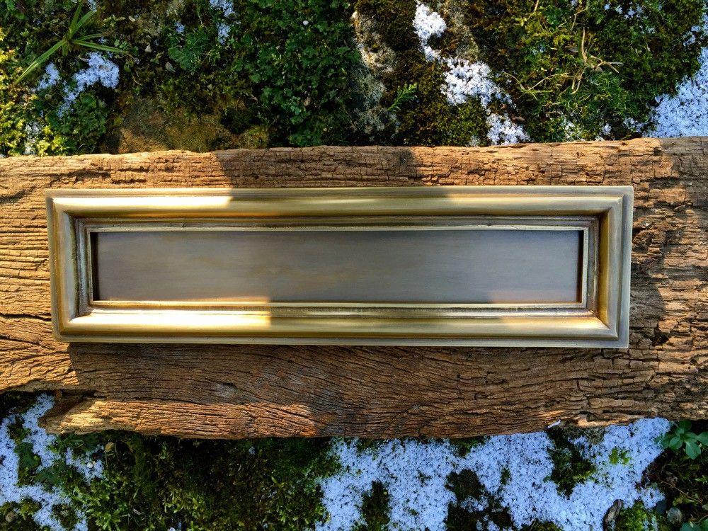 Tags slot slot voor brieven deur brievenbus brievenbus deurbeslag messing mail slot - Deco huis exterieur ...