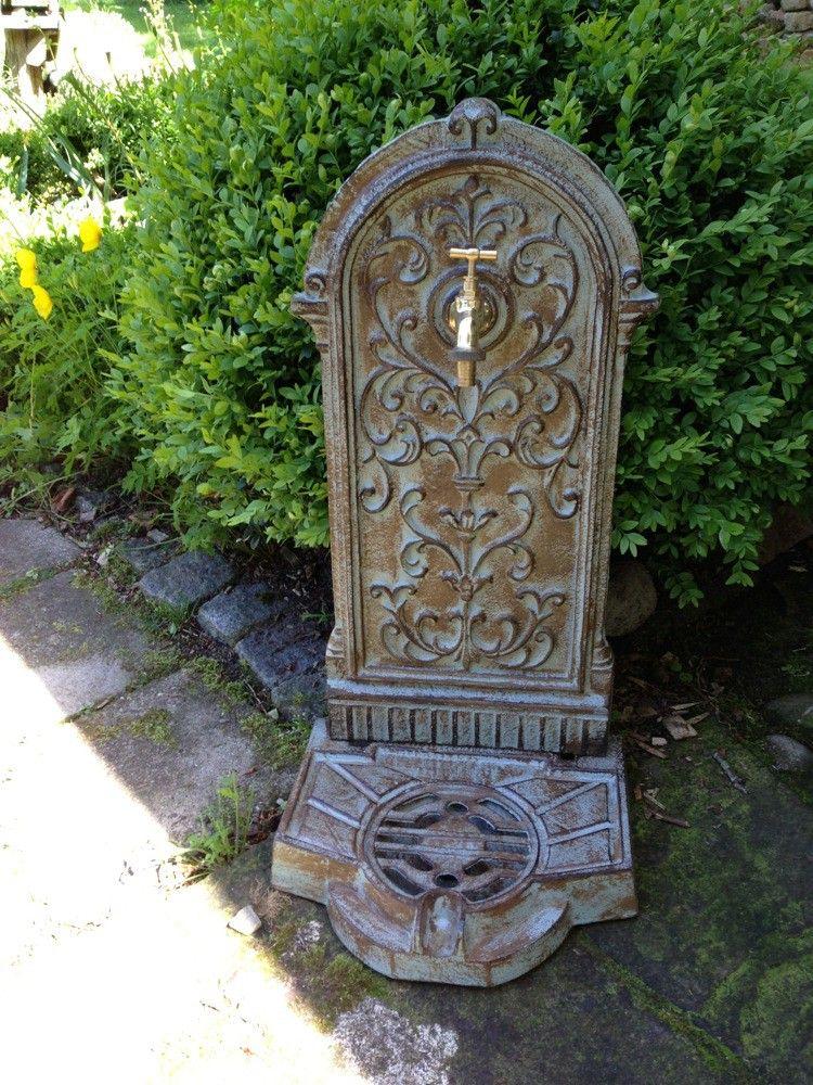 Genoeg tags: Tuin Fonteinen, ijzer, tuin fonteinen, decoratieve muur #JB08