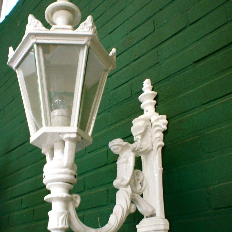Tags buitenlamp buitenlamp buitenlampen nostalgie witte tuin lampen lampen voor de tuin - Huis deco exterieur ...