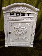 Uw specialist voor decoratie antiek brievenbus nostalgie landhuis landelijke stijl post - Deco huis exterieur ...