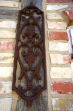 Tags decoratie antiek raam roosters begin van de eeuw 19e eeuw ijzer landelijke stijl - Huis roestvrij staal ...