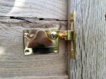 Sloten voor wc deur toilet deurslot dicht en bezet inactief
