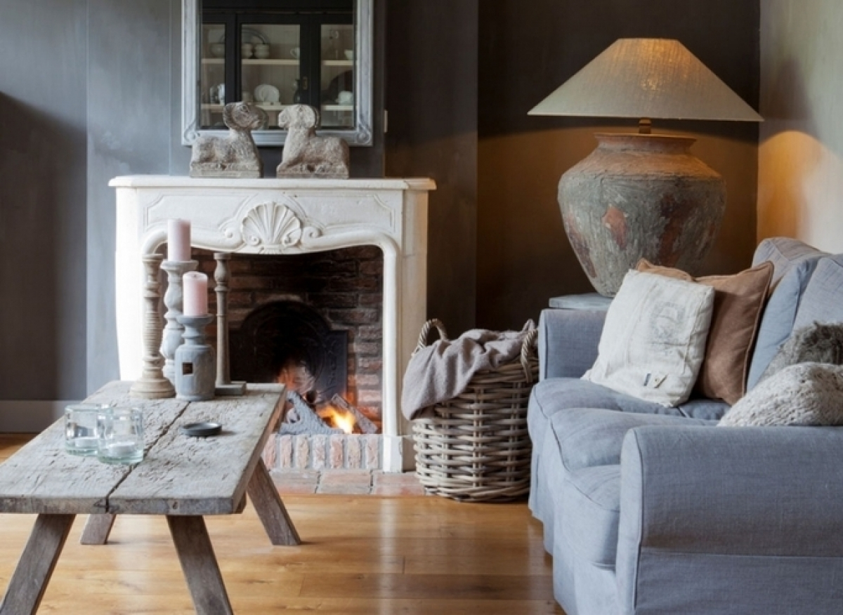 Deco rustique be for Huis interieur tips